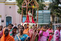 Puducherry (chamorojas) Tags: 60d chamorojas albertorojas church india pondicherry puducherry procesin divinonio divinechild catholic