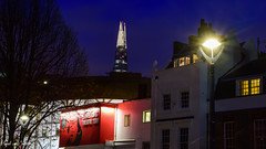 London Night 10 (M van Oosterhout) Tags: city uk nightphotography england london skyline night photography town long exposure skies cityscape britain great shard
