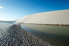 Lenis (felipe sahd) Tags: brasil lagoa maranho dunas barreirinhas parquenacional lenismaranhenses