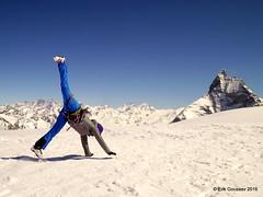Day 5: That's it, the hardest part is now behind! (Erik.G.) Tags: zermatt chamonix skitouring skitour hauteroute valsorey plateauducouloir