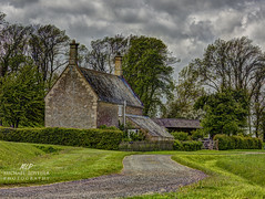 The Cottage at Lyveden (copyright:- Michael J Loveder) Tags: lyveden michaelloveder