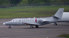 166714 Cessna UC-35D Encore c/n 560-0679  'Andrews' 6714 USMC (eLaReF) Tags: usmc andrews cessna encore 6714 uc35d 166714 5600679