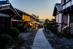 Magome Village, Japan in October 2015 (Breuer Photos) Tags: travel color japan sunrise outside photography nikon asia village photos traditional culture streetphotography photojournalism pic wanderlust oc pathway poeple magome photooftheday breuer natgeo d610