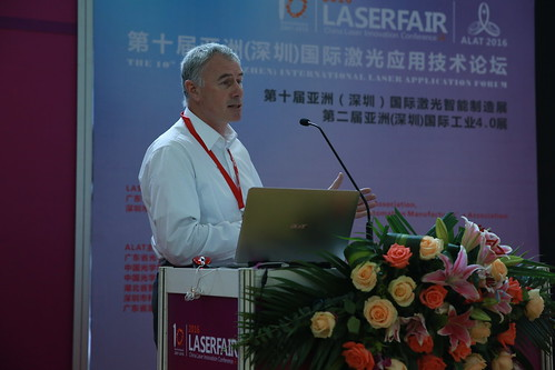 Jim Somers EU-Asia Laser Industry Summit 2016 (2)