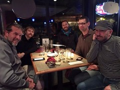Monday, May 23 at Pizza Luce St. Paul (TRIVIA MAFIA) Tags: place return jed points third 52 triviamafia tmplsp
