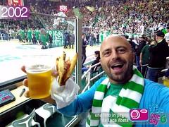 Foto in Pegno n 2002 (Luca Abete ONEphotoONEday) Tags: 2002 game me basket pizza 24 birra maggio selfie tifo 2016 avellino scandone