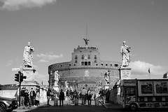 Castel S. Angelo (andreaboggia) Tags: street rome s angelo castel italiy d3300