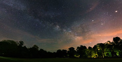 Mars and Saturn meet the Milky Way (Neil's Astro) Tags: longexposure mars way astrophotography astronomy saturn milky