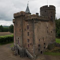 Donjon (n'oras_et_narie) Tags: donjon pontgibaud puydedme auvergne chateau