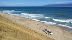 (0pton) Tags: ocean friends beach sand surf lg atlantic cape g3 cod
