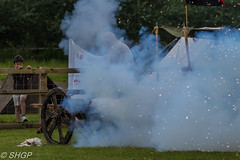 Phoenix Medieval Re-enactment Group, History Alive 2016 (harrison-green) Tags: castle english heritage history phoenix animal canon eos living war outdoor sigma medieval age historical alive society reenactment reenactors siege 18250mm 700d