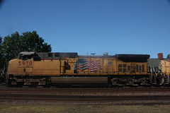 53555 (richiekennedy56) Tags: usa lawrence unitedstates kansas unionpacific ac44cw railphotos douglascountyks donballcurve up5970 up6448
