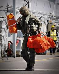 Baltic Operations NATO 2016 (kenneth.gaunt) Tags: ocean holland dutch europe hampshire portsmouth flightdeck nato lashing assaultship mediaoperations surfaceship
