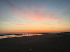 #sunset #crosby #redsky (carlamanatee) Tags: sunset redsky crosby