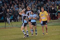 Sharks v Cowboys Round 14 2016_042 (alzak) Tags: sport cowboys matt james michael rugby north sydney queensland sharks ennis league maloney cronulla prior 2016