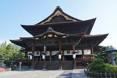Main Hall, Zenk-ji Temple (Tokyo Views) Tags: old city temple traditional nagano zenkoji nationaltreasure