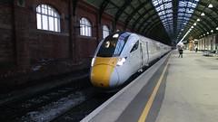 Class 800 IEP At Darlington (Uktransportvideos82) Tags: