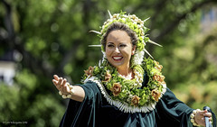 100th Anniversary King Kamehameha Celebration Floral Parade 2016 103 (JUNEAU BISCUITS) Tags: flowers floral festival hawaii oahu anniversary kamehameha parade lei celebration hawaiian honolulu leis aloha royalty monarchy kingkamehameha hawaiiana kamehamehadayparade paurider