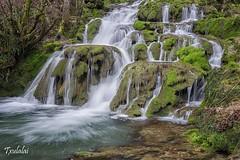 Seda y verde (Txulalai) Tags: naturaleza nature waterfall agua sony alava seda euskadi basquecountry cascada arroyos andoin sonyalpha6000 sonya6000 sonyilce6000 tobera