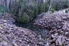 20160627-10-Disappearing Tarn (Roger T Wong) Tags: water outdoors rocks walk australia hike scree tasmania hobart mtwellington bushwalk tramp 2016 wellingtonpark dolerite disappearingtarn sony2470 rogertwong sel2470z sonyfe2470mmf4zaosscarlzeissvariotessart sonya7ii sonyilce7m2 sonyalpha7ii