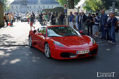 Grand Prix de Tours 2016 - Ferrari F430 - 20160625 (1654) (laurent lhermet) Tags: ferrari chinon ferrarif430 grandprixdetours sel1650 vehiculeshistoriques sonya6000 sonyilce6000