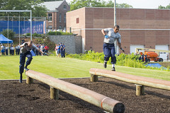 Class of 2020 Obstacle Course Competition (US Coast Guard Academy) Tags: corpsofcadets uscoastguardacademy newlondon connecticut cadets officers academy brahm pettyofficer2ndclassrichardbrahm rearadmjamesrendon swabs swabsummer obstaclecourse teamwork usa