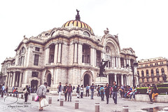 Bellas Artes (Daniel James Cabrera) Tags: life camera old windows light sky people sunlight color building art home monument public beautiful beauty statue rock museum architecture facade digital work square lens mexico flow photography photo cool nikon colorful flickr downtown raw day artistic antique unique daniel famous great style palace front professional palais artdeco noon marble portfolio dslr nouveau now deco cabrera powerful artes fassade bellas dx outstanding ambiance danielcabrera 2015