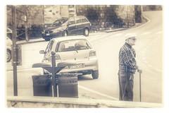 (Mickey Katz) Tags: street old travel vacation italy man film beautiful beauty car vintage photo amazing europe italia crossing awesome culture dramatic tourist breathtaking bestshot supershot flickrsbest amazingphoto abigfave anawesomeshot flickrlovers