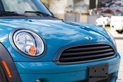 Mini Cooper Chrome Delete/Olsson Camo