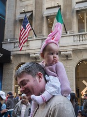 2015 New York City Easter Parade and Bonnet Festival (jag9889) Tags: nyc newyorkcity usa ny newyork hat festival easter costume unitedstates manhattan unitedstatesofamerica 5thavenue parade midtown fifthavenue bonnet 2015 jag9889 20150405