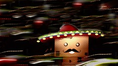 Happy Cinco de Mayo! (karmenbizet73) Tags: art toys photography flickr toystory celebration cincodemayo eyespy may5th danbo 131365 danboard photodevelopment danbolove toysunderthebed