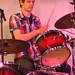 "Jeroen op drums • <a style=""font-size:0.8em;"" href=""http://www.flickr.com/photos/10482493@N05/17198188425/"" target=""_blank"">View on Flickr</a>"