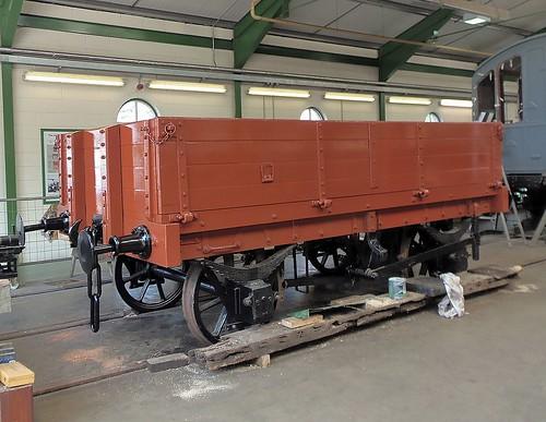 SECR 62888 Ballast Wagon built 1899