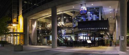 Three Brewer's Pub, Bank street, Ottawa, Canada