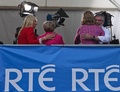 Gerry & Panti: Marriage Referendum: In The Upper Yard, Dublin Castle (Skyroad) Tags: