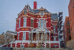 The Copper King Mansion--DSC00140--Butte, Montana (Lance & Cromwell back from a Road Trip) Tags: county montana downtown butte roadtrip historic jefferson buttemontana 2016 nrhp