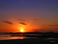 Friday S Seamill Sunset 2 (g crawford) Tags: sunset beach twilight sundown northshore gloaming ayrshire ardrossan seamill northayrshire crawfordwestkilbride