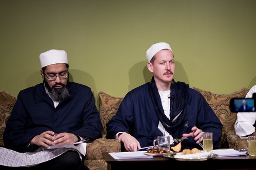 "Shaykh Yahya Rhodus at SeekersHub, Toronto and Seminar Series: Worship, Coffee and The Meaning of Life • <a style=""font-size:0.8em;"" href=""http://www.flickr.com/photos/88425658@N03/26839645805/"" target=""_blank"">View on Flickr</a>"