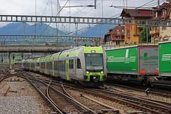 BLS 119 (keith-v) Tags: switzerland bls 119 spiez ltschberger