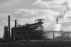 DK Recycling (steelworks by OAE) Tags: industry iron steel furnace duisburg industrie blast stahl steelworks haut eisen hochofen fornaux