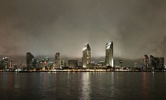 IMG_4034-4035-pano (dudegeoff) Tags: january sandiegobay 2016 nightpictures 20160130btransitingcoronado