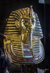#10 (Tarek Ezzat) Tags: old people sculpture museum canon lens eos gold golden mask egypt cairo egyptian m42 pharaoh dslr tutankhamun   35105mm 600d  revuenon