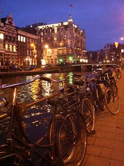 Cities At Night Amsterdam Amsterdamcity Amsterdam Canal Bicycles Of Amsterdam Bicycles Bicycle Night View Holland Netherlands (ciaobucarest) Tags: citiesatnight amsterdam amsterdamcity amsterdamcanal bicyclesofamsterdam bicycles bicycle night view holland netherlands