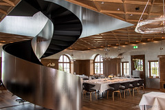 Speisesaal (travelmemo.com) Tags: restaurant hotel schweiz ch speisesaal relaischteaux escale thurgau wendeltreppe freidorf tillatheus essaal mammertsberg httpreisememochp14126