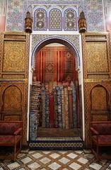 Fes El Bali Morocco-Medina-Rug Store-2016 (Julia Kostecka) Tags: morocco medina fes rugmarket feselbali moroccanrugs