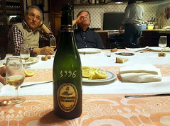 d'Arapr & Confratelli (Sparkling Wines of Puglia) Tags: confraternita spumante sansevero bombinobianco