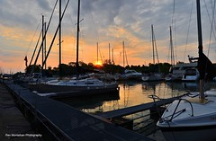 another port dalhousie sunrise (Rex Montalban Photography) Tags: rexmontalbanphotography