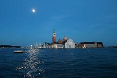 Clair de lune sur San Giorgio Maggiore (Thomas Schirmann) Tags: venice venise venezia sangiorgiomaggiore clairdelune