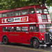 Swansea Festival of Transport:   London Transport AEC Regent III RT1396 KXW 495, Body Saunders 3RT3/3