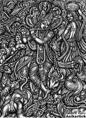 INDIAN GODS / DRAWINGS / ART / CONCEPTS / PAINTINGS / Art by Anikartick (Artist ANIKARTICK,Chennai(T.Subbulapuram VASU)) Tags: art paintings drawings ani concepts lordganesha indianart indiangods lordshiva lordmurugan indianartists lordvishnu godshiva chennaiartist tamilartist godganesha anikartick tamilart chennaiart nativeamericangods indianartistworks chennaiweekendartist madrasartist indiangodsimages indiangodsnames indiangodsandgoddessesnames allindiangodsphotos indiangodsnamesandmeanings indiangodswallpapers indiangodslist
